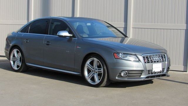 Pre-Owned 2012 Audi S4 3.0 Premium Plus