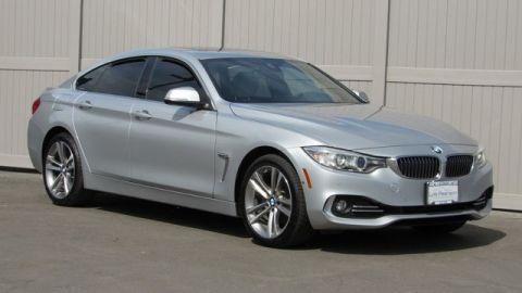 Pre-Owned 2016 BMW 4 Series 428i xDrive Gran Coupe